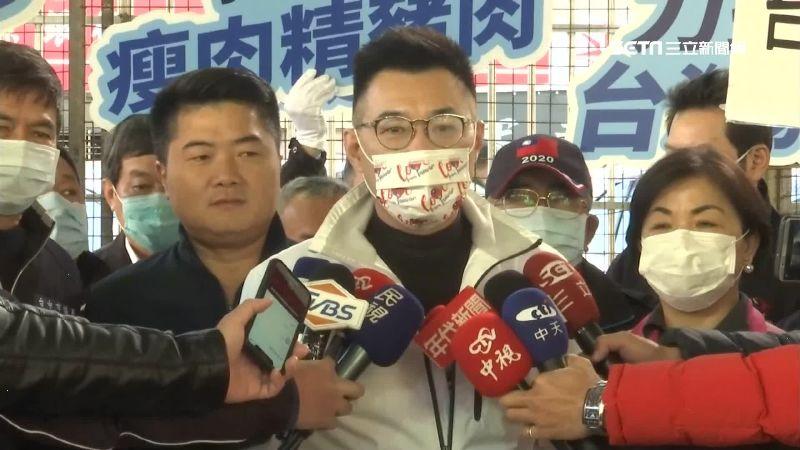 罷王成功士氣增 韓國瑜將選桃園市長?江啟臣:太多聯想