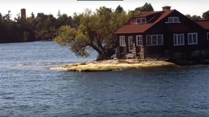 真正自己的島!世界最小島嶼長這樣…房門一開卻要很小心