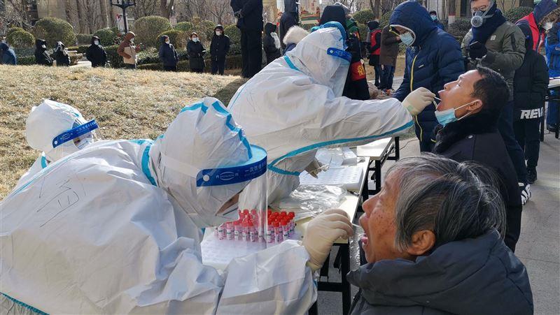 中國機構「謊報病毒檢驗結果」 陸網氣炸:都什麼時候了!
