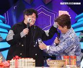 周華健上「綜藝大熱門」為演唱會宣傳。(記者邱榮吉/攝影)