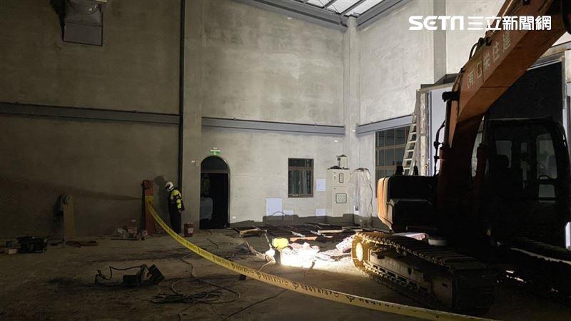 驚悚!林口機械廠老闆移動2噸半巨佛像 不慎當場被砸死