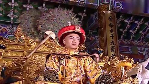 皇帝過年一天被3千後宮「行禮」