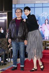 李立群、李元元出席她們創業的那些鳥事首映記者會。(圖/記者楊澍攝影)