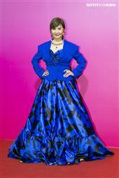 李烈出席ANGUS CHIANG AW21巴黎時裝週最新系列大秀暨ME電影首映會。(圖/記者楊澍攝影)