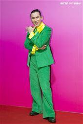 應蔚民出席ANGUS CHIANG AW21巴黎時裝週最新系列大秀暨ME電影首映會。(圖/記者楊澍攝影)