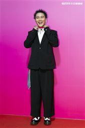 李冠毅出席ANGUS CHIANG AW21巴黎時裝週最新系列大秀暨ME電影首映會。(圖/記者楊澍攝影)