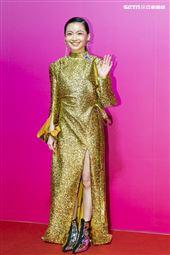 詹宛儒出席ANGUS CHIANG AW21巴黎時裝週最新系列大秀暨ME電影首映會。(圖/記者楊澍攝影)