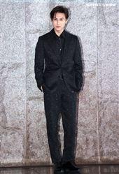邱勝翊(王子)出席電影「山中森林」卡司發布會。(記者邱榮吉/攝影)