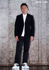 李康生出席電影「山中森林」卡司發布會。(記者邱榮吉/攝影)