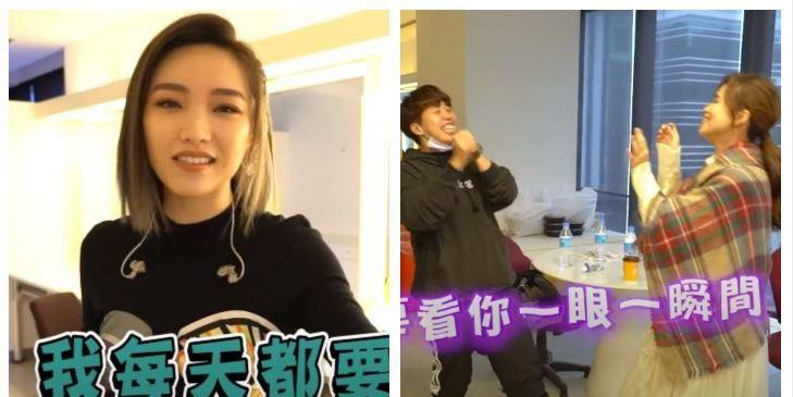 Live Asia花絮/經紀人大跳美人計 閻奕格快起笑