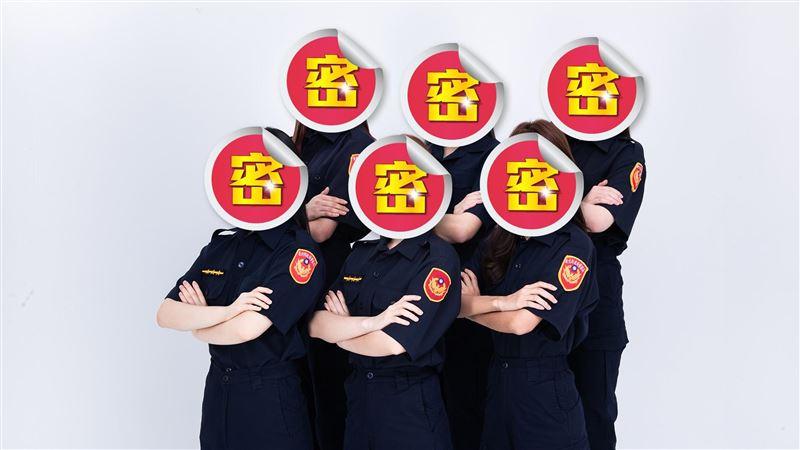 PTT表特板要暴動 神正女警團曝光