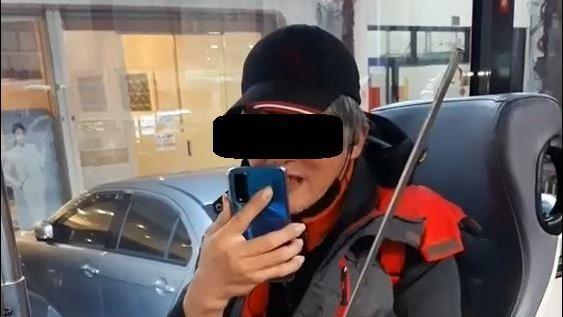 婦搭公車拒戴口罩!嗆告司機妨害自由