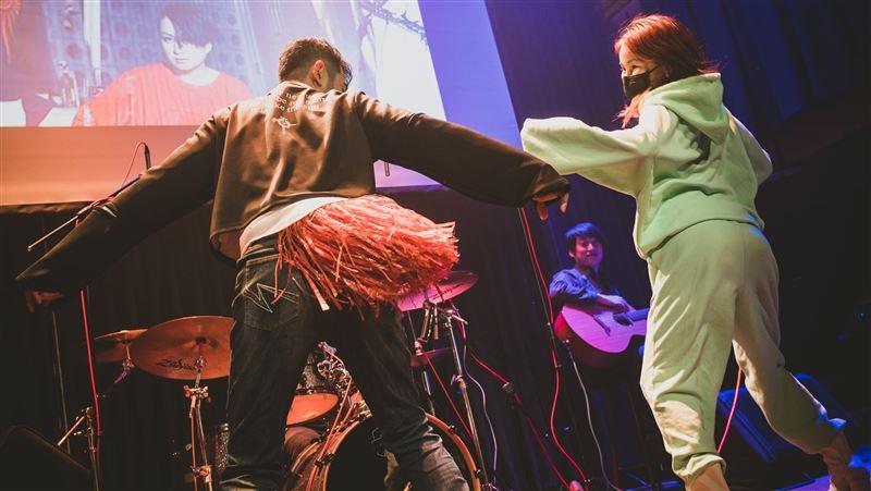 男星演唱會釣出「超大咖」舞后熱舞