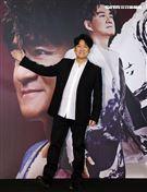 周華健五度攻蛋全新巡演「少年俠客」演唱會記者會。(記者邱榮吉/攝影)