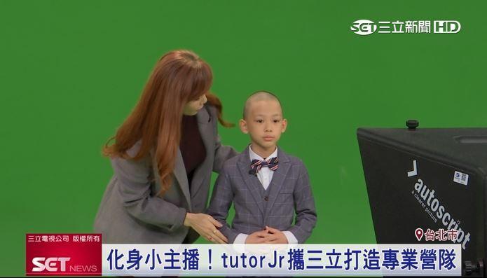 tutorJr專業營隊!小主播萌翻