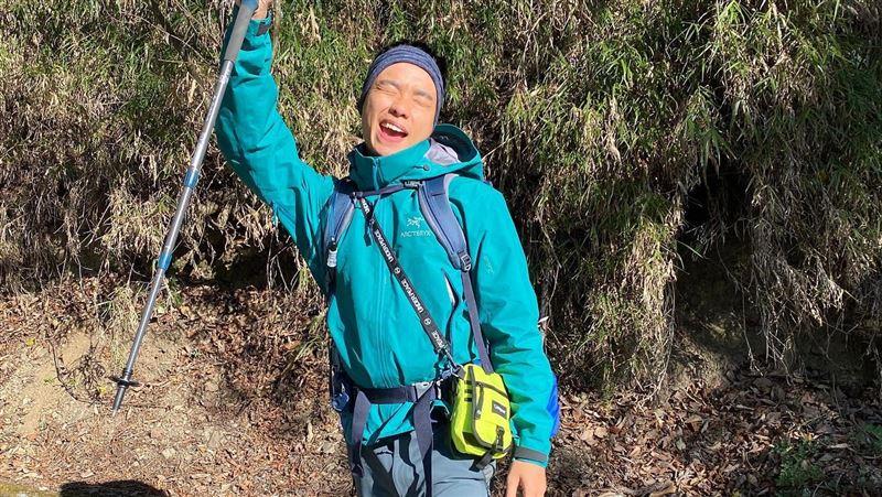 網紅挑戰能高山2860公尺出事!突發「急性高山症」送醫