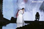 蔡健雅《給世界最悠長的吻》2021巡迴演唱會。(圖/記者楊澍攝影)