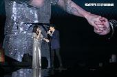 蔡健雅《給世界最悠長的吻》2021巡迴演唱會,林俊傑擔任特別嘉賓。(圖/記者楊澍攝影)