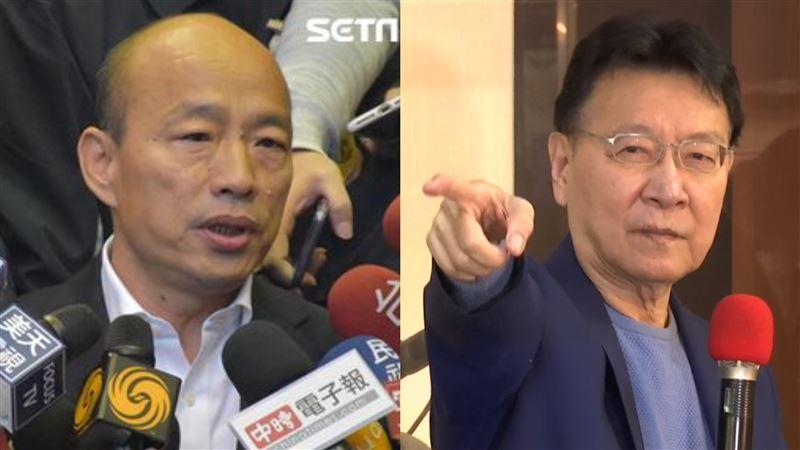 國民黨黨主席之爭 趙少康斷言:韓國瑜不會出來選 | 政治 | 三立新聞網