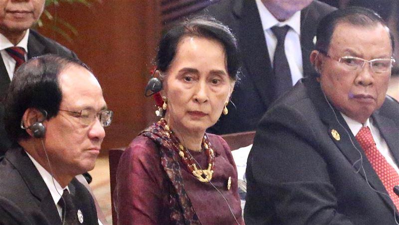 緬甸軍方暴力鎮壓反政變示威者 G7外長強力譴責