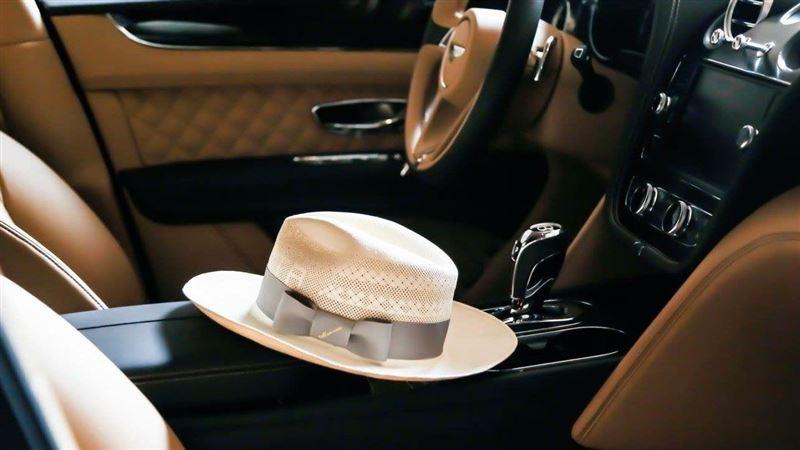 這頂草帽做3年!竟賣新台幣300萬