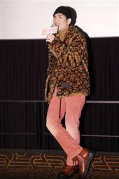蕭敬騰不完美的我電影「跟你老婆去旅行」MV發布會。(記者邱榮吉/攝影)