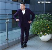 江宏恩三立新聞網專訪。(記者邱榮吉/攝影)