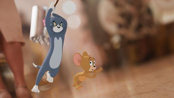 《湯姆貓與傑利鼠》大銀幕的冒險旅程