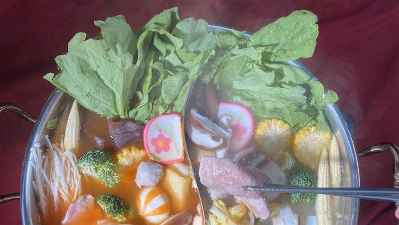 過年放膽吃!「翠玉酸菜白肉鍋」高纖低脂 成團圓圍爐首選