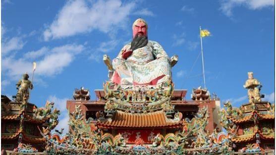 【台灣百廟】忠義之氣翻騰台中南天宮