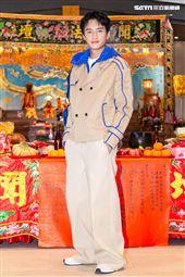 陳澤耀出席《衝吧!周大隆》開鏡記者會。(圖/記者楊澍攝影)