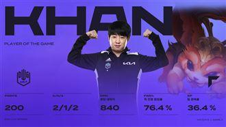 韓《英雄聯盟》選手年齡 最大25歲