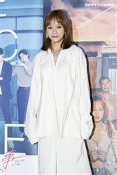 宥勝、陳意涵、邱澤出席《她們創業的那些鳥事》媒體訪問。(圖/記者楊澍攝影)