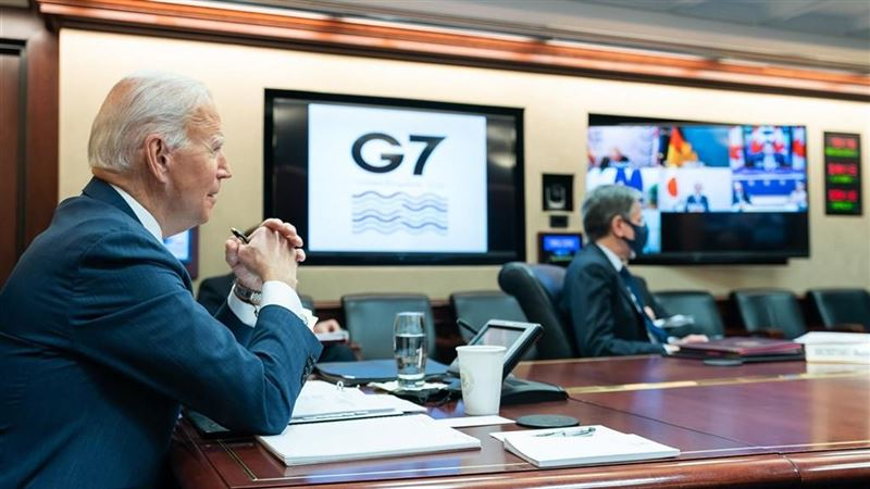 G7外長會議關注中國 盼組聯合陣線因應