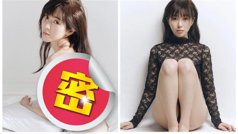 珉娥甩霸凌低潮脫了 上身全裸曬美背