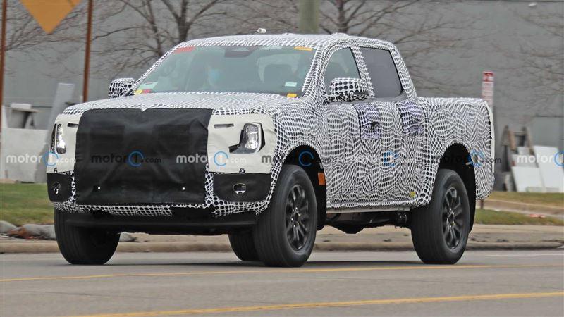福特新一代Ranger將推油電版 馬力有望達到362匹