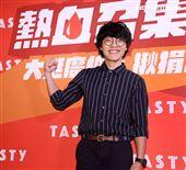 盧廣仲出席捐血公益記者。(記者邱榮吉/攝影)