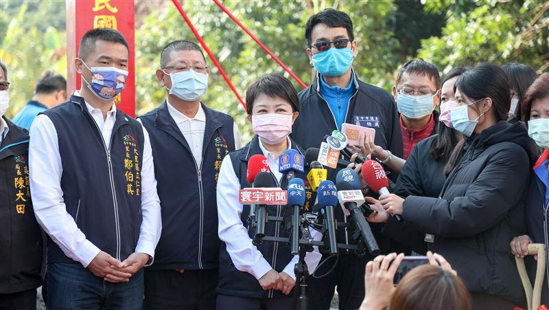 快訊/台中台商居檢3天外出7次!重罰百萬、特斯拉也扣押