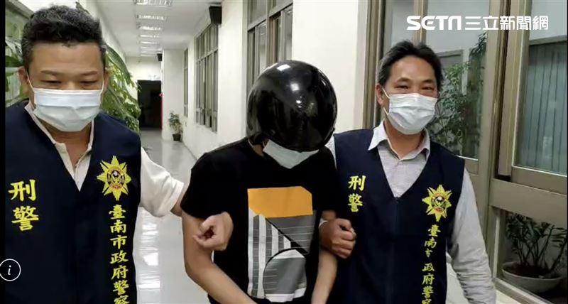 台南安平過年夜血案 年僅21歲主嫌逃亡7日律師陪投案