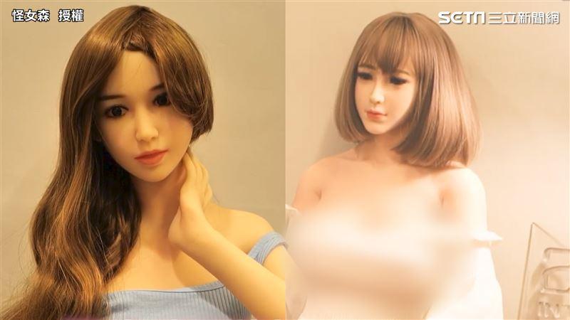 影/超擬真!矽膠娃娃私密處可植毛 使用後內部清潔大公開