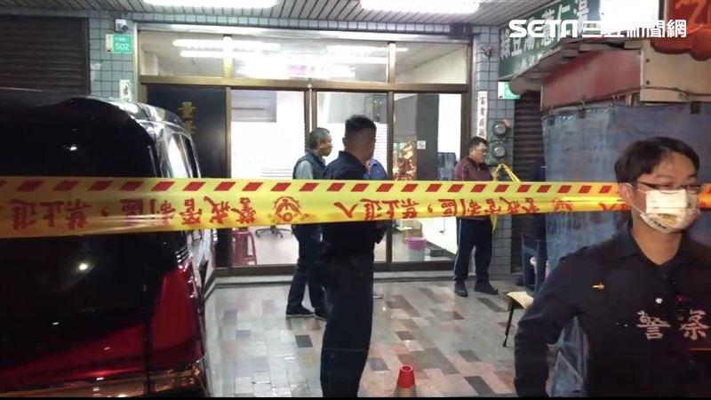 快訊/台南再傳槍響 男子當街遭行刑胸口中兩槍無呼吸心跳