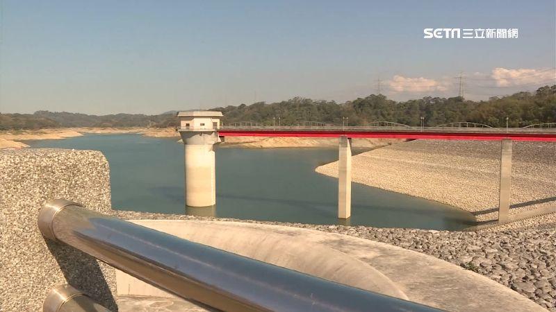 竹科節水率提高 台積電緊急出動水車