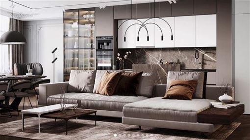 選一款舒適沙發 測出你最能依靠的人