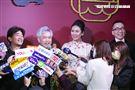 吳宗憲、王世均、洪曉蕾、康康、楊光友出席餐酒館開幕活動。(圖/記者楊澍攝影)