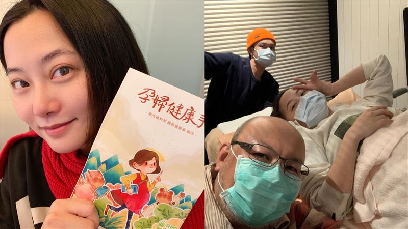 趙小僑引產12小時 尪淚曝痛苦歷程