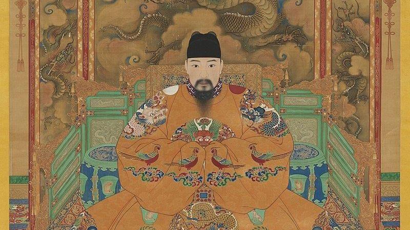 中國史上最專一皇帝 後宮只有皇后一人 只因老爸太偏心