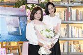 張鈞甯和其母親鄭如晴舉行新書分享會。(圖/記者楊澍攝影)