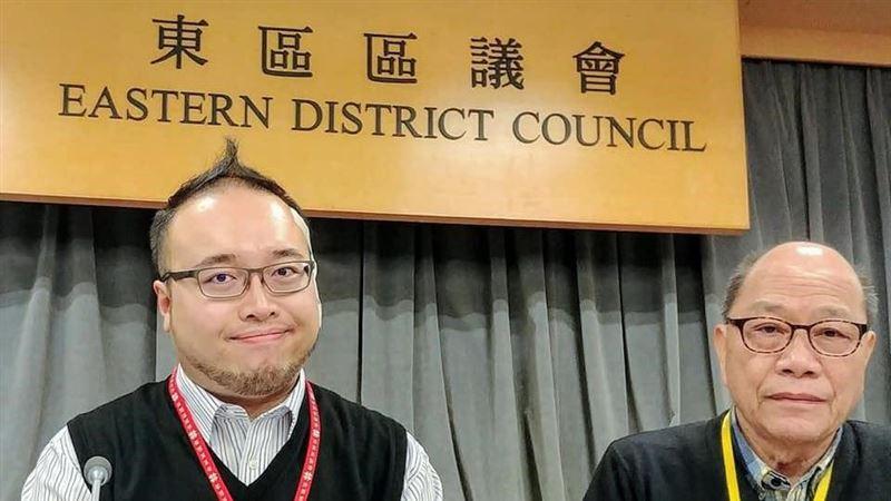 面臨國安法制裁 香港民主派組織「民主動力」宣布解散