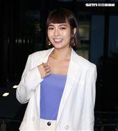 女小豬黃沐妍三立新聞網專訪。(記者邱榮吉/攝影)