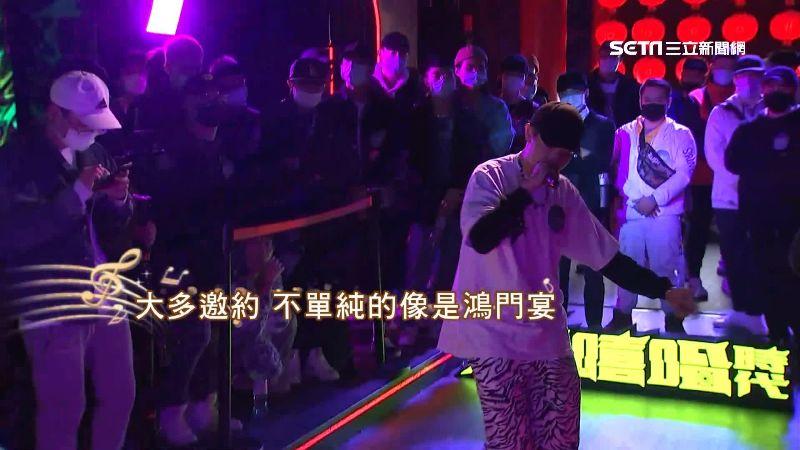 大嘻哈時代台北海選 造下個嘻哈巨星